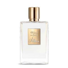 Woman in Gold Refillable Eau De Parfum, 50ml