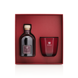 Rosso Nobile 250D + 200C (Diffuser + Candle)