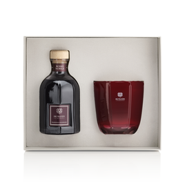 Rosso Nobile 500D + 500C (Diffuser + Candle)