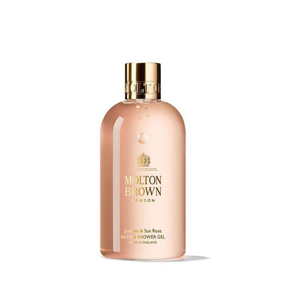 Jasmine & Sun Rose Body Wash, 300ml