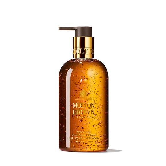 Oudh Accord & Gold Hand Wash, 300ml