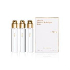 Oud Refills Eau De Parfum, 3x11ml