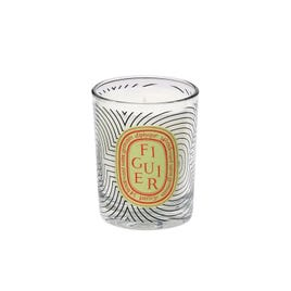 Dancing Oval Candle Figuier, 70g
