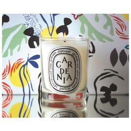 Scented Candle Gardenia, 190g